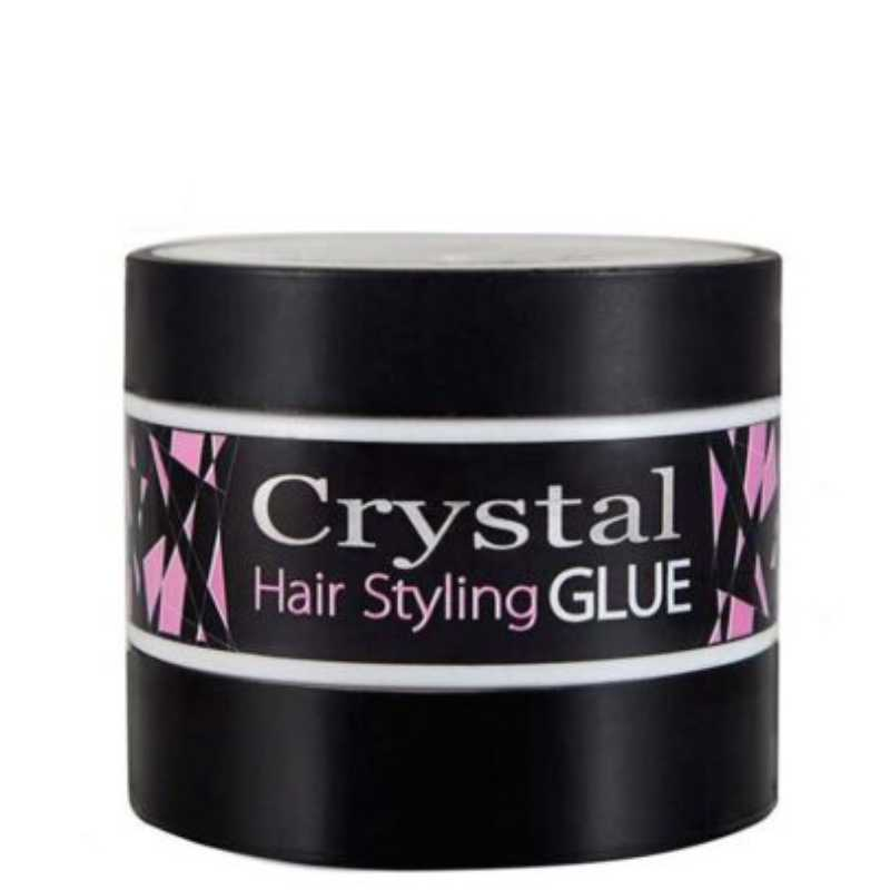 چسب مو کریستال Crystal Hair Styling Glue حجم 200 میلی لیتر